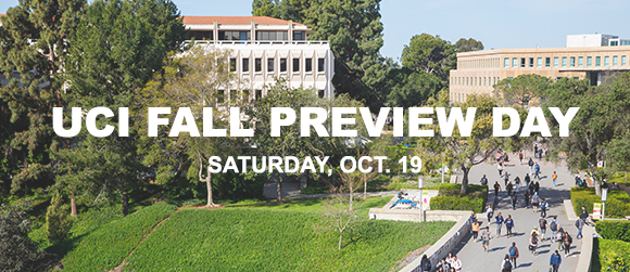 UCI Fall Preview Day